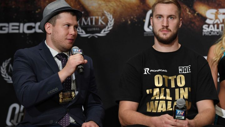 Wallin promoter Salita sounds skeptical about Whyte's reported injury