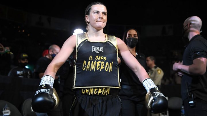 Whyte-Wallin officially off, Cameron-McGee now headlines Oct. 30 show