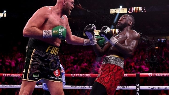 Wilder's Trainer Says Equilibrium Was Never The Same After Third Round
