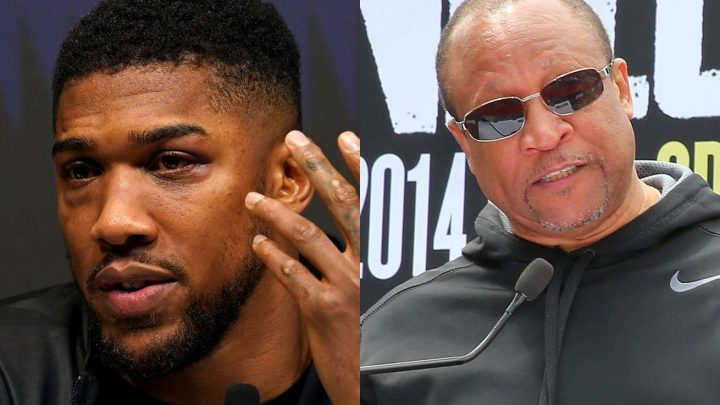 Is Ronnie Shields the right trainer for Anthony Joshua?